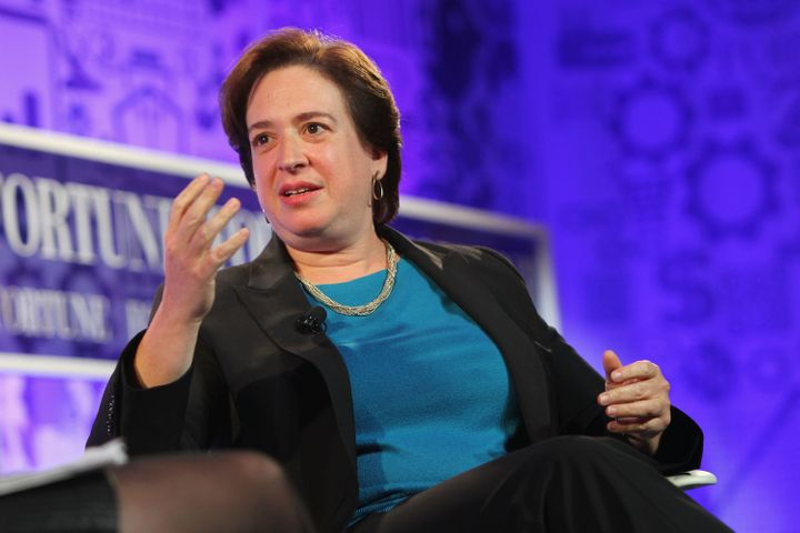 Justice Elena Kagan was the author of the majority opinion in Puerto Rico v. Sanchez-Valle, a low-profile case that could non