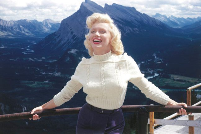 Lost Photos Of Marilyn Monroe Surface In Time For Her 90Th Birthday  Huffpost-1090