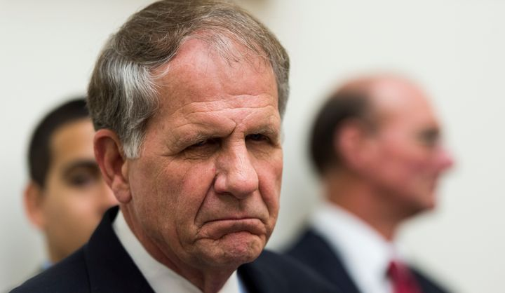 Rep. Ted Poe (R-Texas) wants more federal money to combat the Zika virus in his district, but he voted to give the CDC just o
