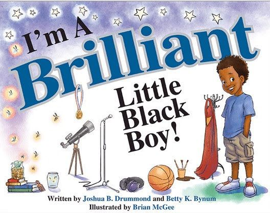 """""""We need great books for our Black boys. There is a huge void on the shelves for books without Black boys at the center"""
