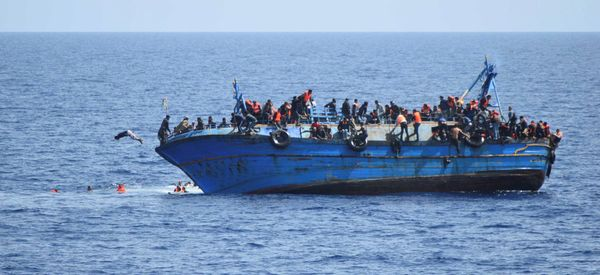 How The EU Is Trying To Stop Africans Boarding Boats To Europe