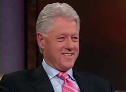 In 2004, Bill Clinton Addressed The Prospect Of Becoming 'First Gentleman'