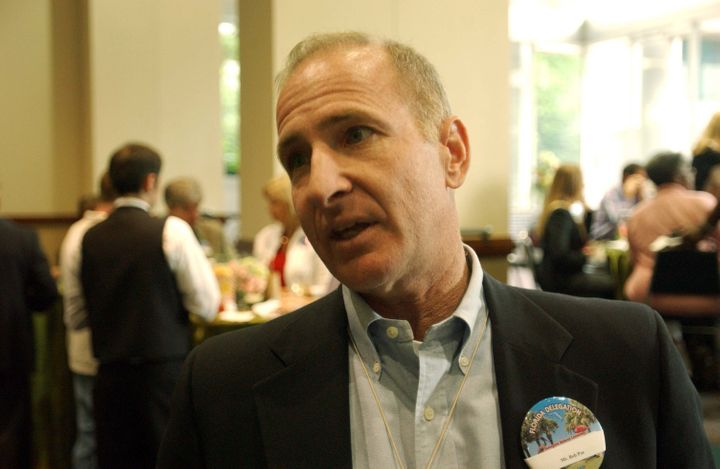 Bob Poe, Democratic candidate for Florida's 10th congressional district, said he wanted his revelation that he has HIV to emp