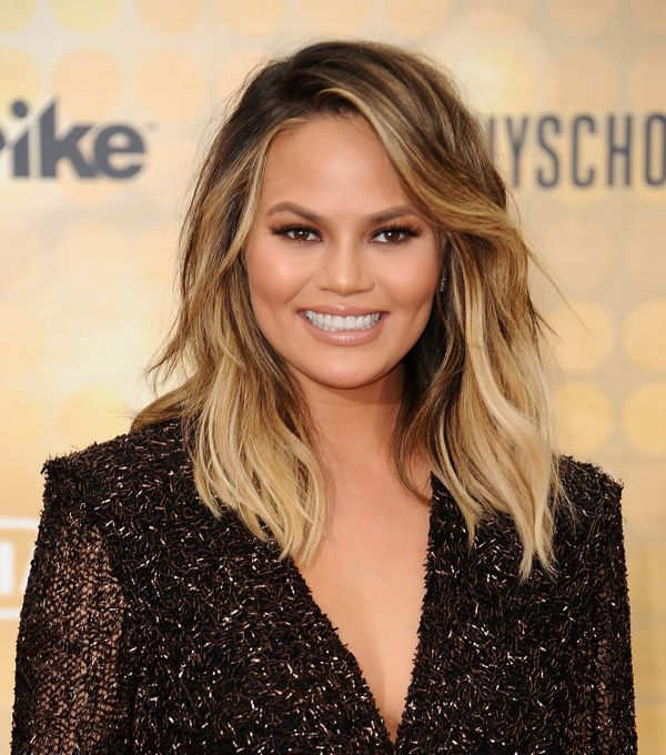 "Chrissy Teigen and her husband John Legend welcomed <a href=""http://celebritybabies.people.com/2016/04/17/john-legend-chrissy"