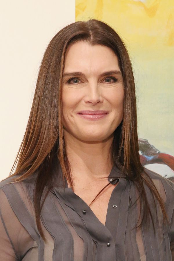 Brooke Shields wrote about her struggle to get pregnant and her postpartum depression in her 2005 book <i>Down Came The Rain<