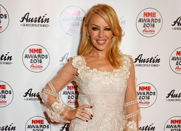 Kylie Minogue has recorded the theme to the new 'Ab Fab'