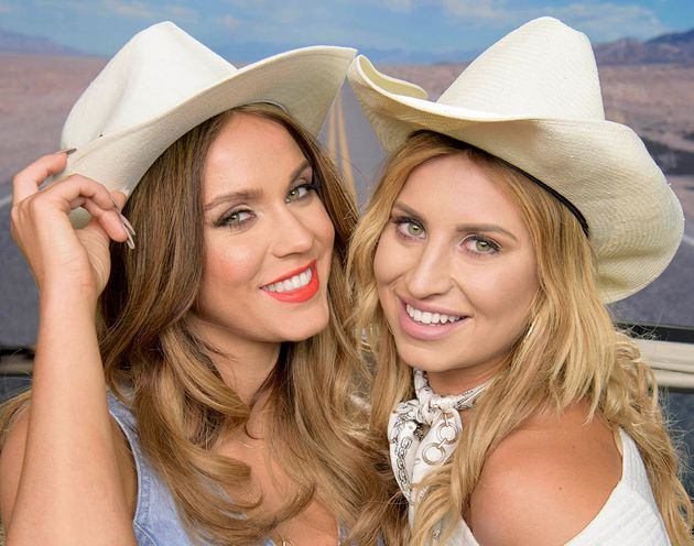 Vicky Pattison and Ferne McCann are going on a