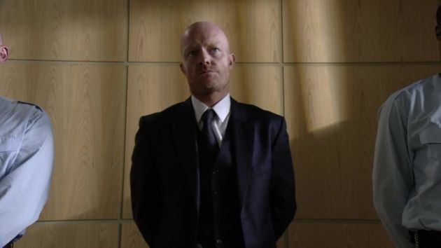 Max was wrongly imprisoned for Lucy Beale's