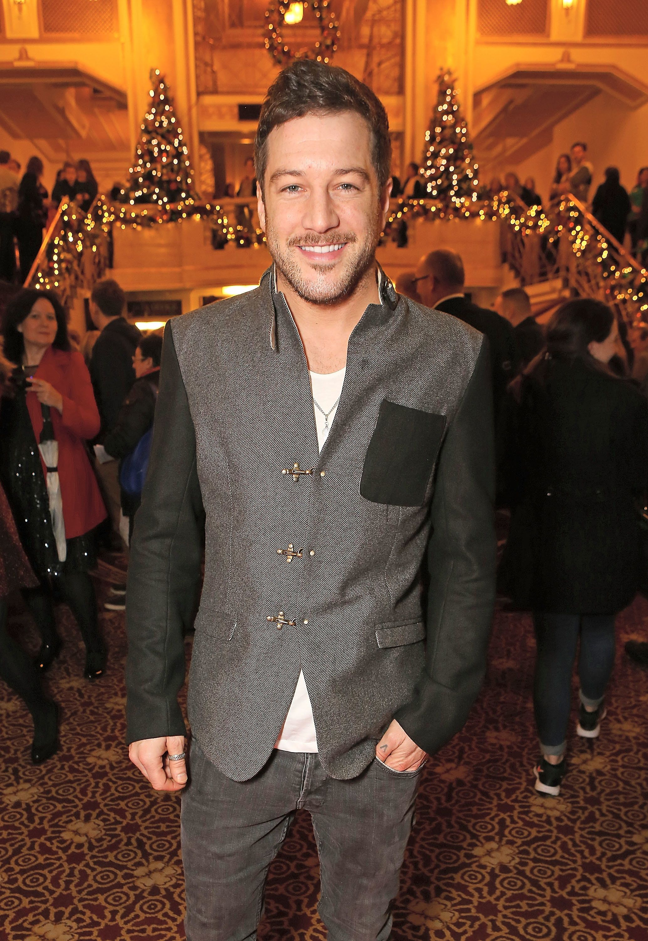 Matt Cardle Distances Himself From Songwriters' Plagiarism