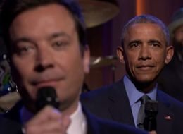Barack Obama Calls Out Donald Trump On Jimmy Fallon's Show