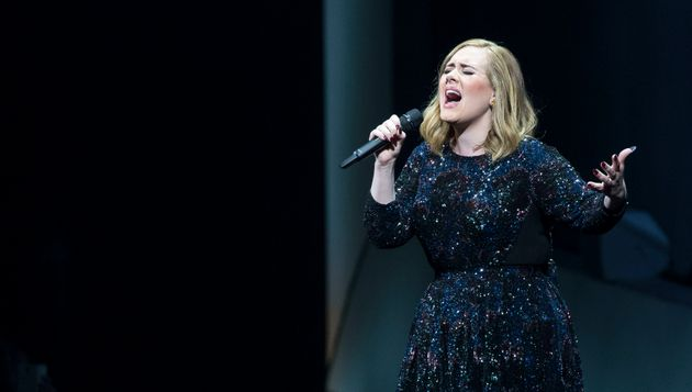 Adele attended the festival as a guest last year, but now she's back to