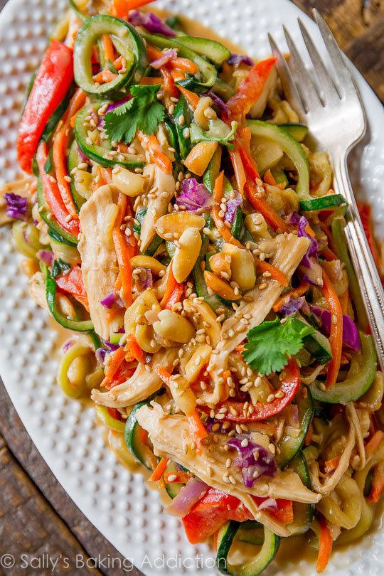 Zucchini pasta recipes easy