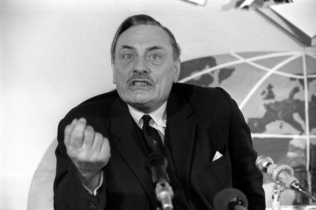 Enoch Powell's shocking 1968 speech drove politicians to limit themselves to saying 'anodyne and platitudinous'...