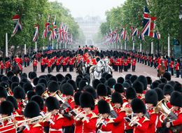 Bizarre Or Boring, The Queen's Birthday Trooping The Colour Is Most Certainly British