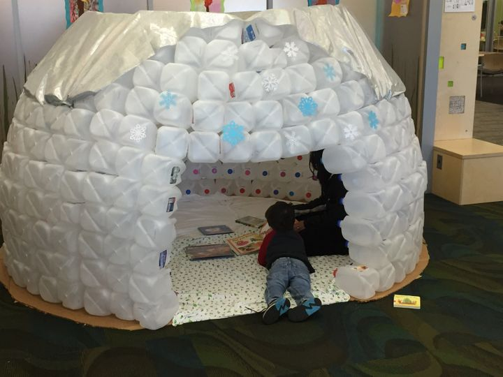 We'd love to read in thereading igloo!