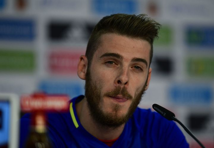 The allegations against de Gea come from a protected witness in a trial against a Spanish porn impresario.