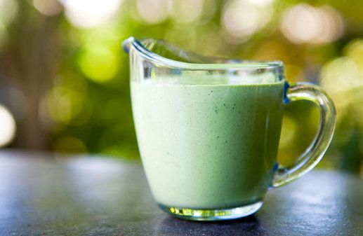 "<strong>Get the <a href=""http://www.simplyrecipes.com/recipes/green_goddess_dressing/"" target=""_blank"">Green Goddess Dressing"