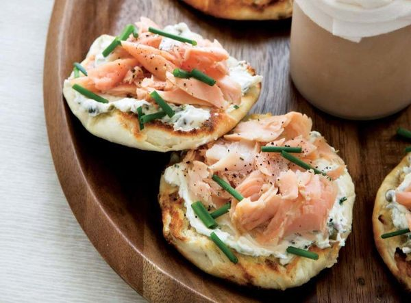 "<strong>Get the <a href=""http://www.huffingtonpost.com/2011/10/27/smoked-trout-and-caper-cr_n_1061049.html"" target=""_blank"">S"