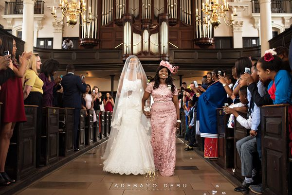 See More Stunning Snaps From Their Wedding
