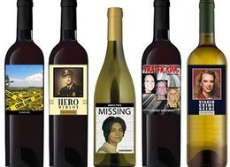 Message On Wine Labels Could Help Uncork Cold Cases