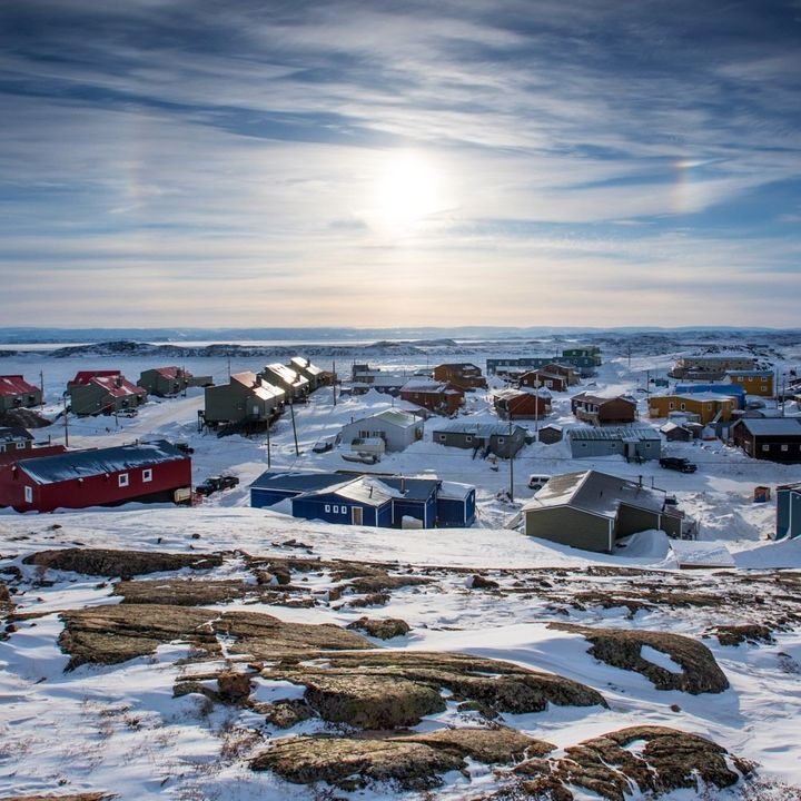 Iqaluit is the home base for the Pirurvik Centre for Inuit Language, Culture and Wellbeing.