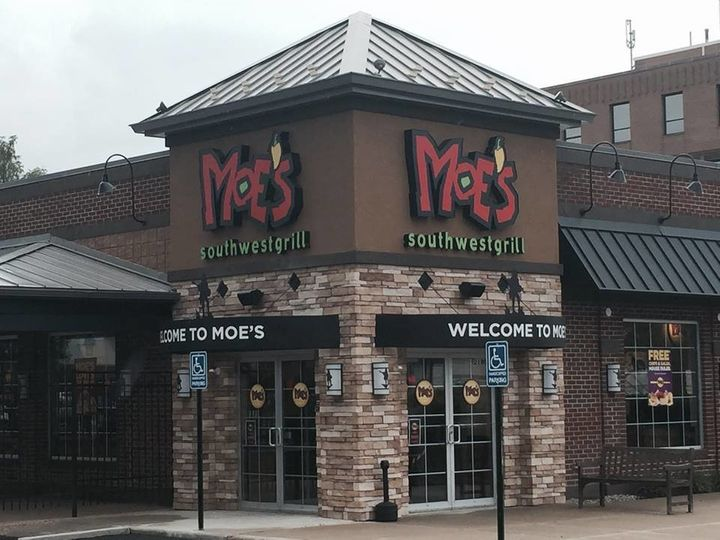 Moe's Southwest Grill now sits atop a customerrankingof Mexican chains.
