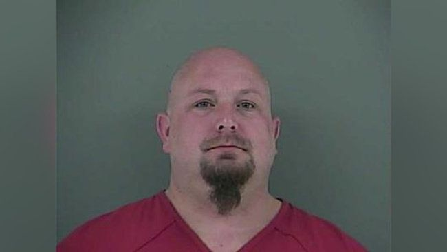 When Curtis Eidam, 35, was arrested for drunk driving, officers discovered he was wearing a chastity belt.