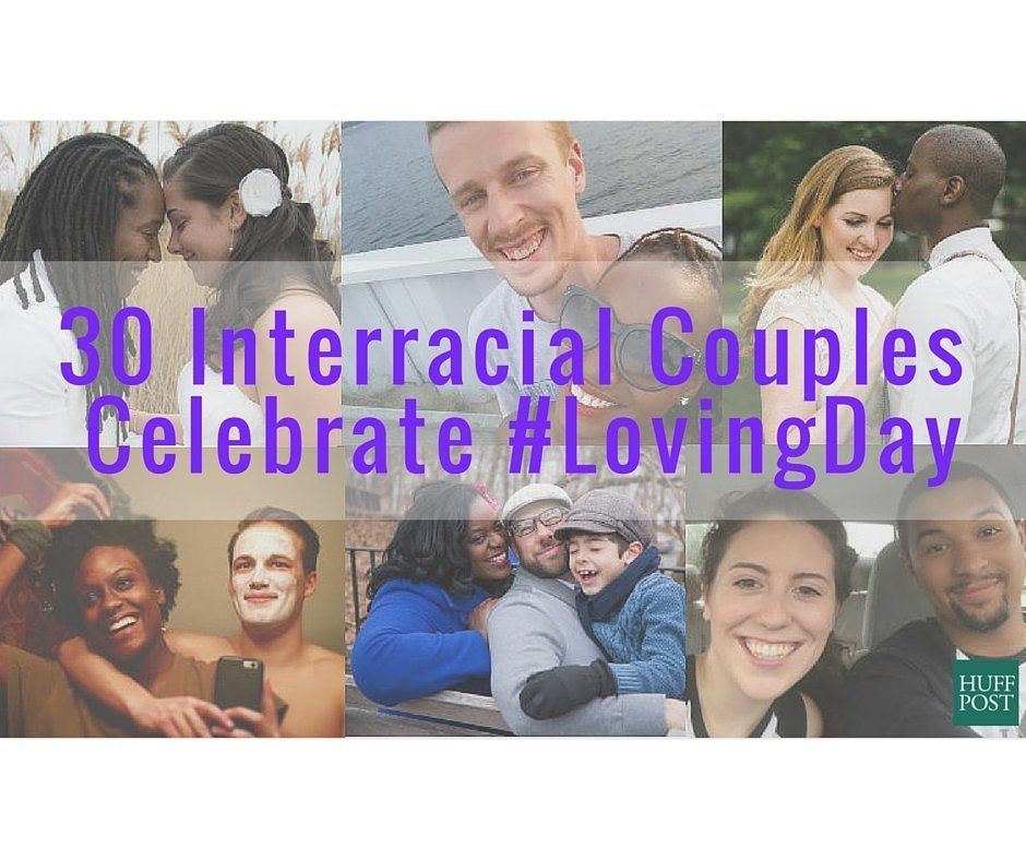 Define interracial dating