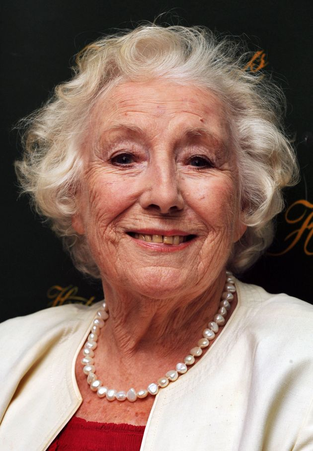 Dame Vera Lynn was honoured in the
