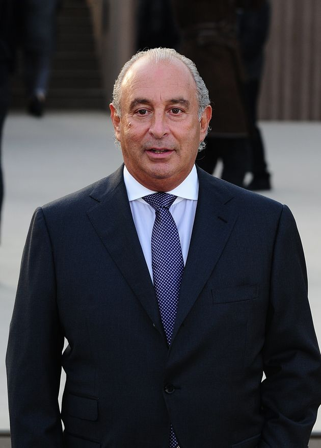 Sir Philip Green has indicated he may snub the Parliamentary