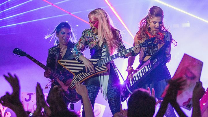 """No one saw it, to be honest,"" Jon Chu said of 2015's ""Jem and the Holograms."""