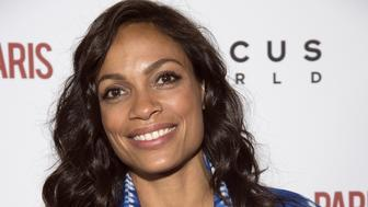 NEW YORK, NY - JUNE 06:  Actress Rosario Dawson attends the New York Screening of 'Puerto Ricans In Paris' at Landmark's Sunshine Cinema on June 6, 2016 in New York City.  (Photo by Debra L Rothenberg/WireImage)