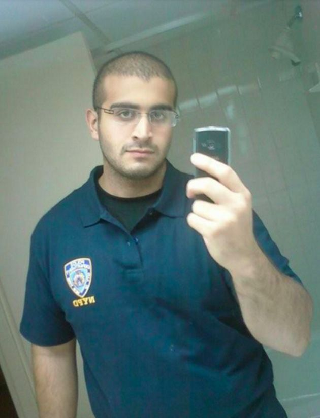 Omar Mateen has been named as the