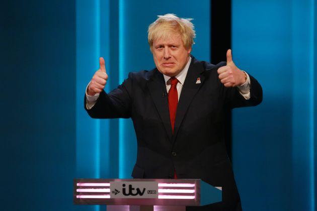 Tory Brexiteer leader Boris