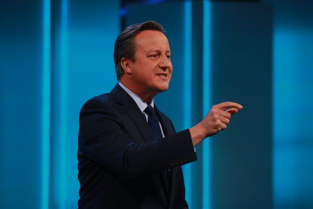 David Cameron spoke of fears ofa second Scottish