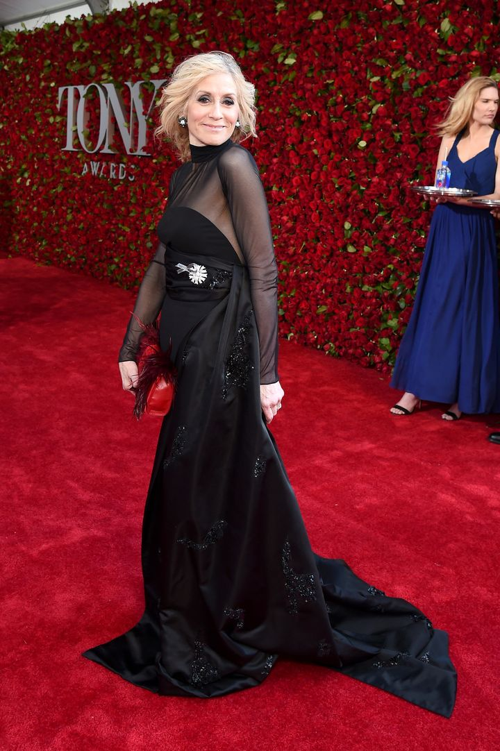 Actress Judith Light attends the 70th Annual Tony Awards at The Beacon Theatre.