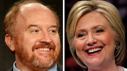 Louis C.K. Explains Why Hillary Is Qualified To Be