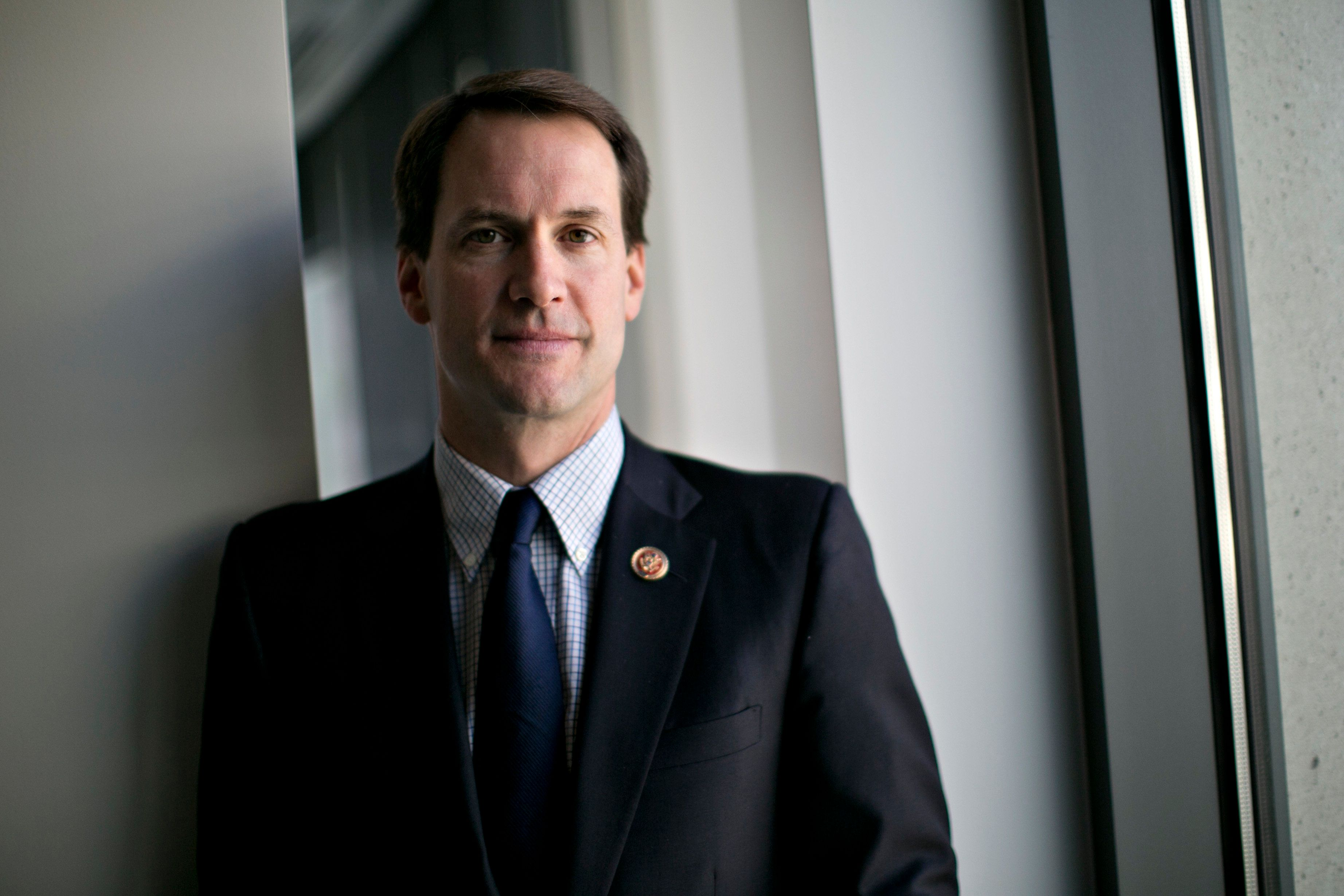 Rep. Jim Himes (D-Conn.) is frustrated that Congress isn't doing more to preventgun