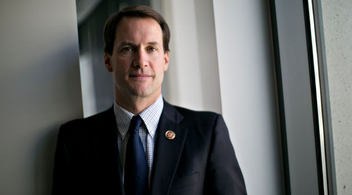 Rep. Jim Himes (D-Conn.) is frustrated that Congress isn't doing more to preventgun violence.