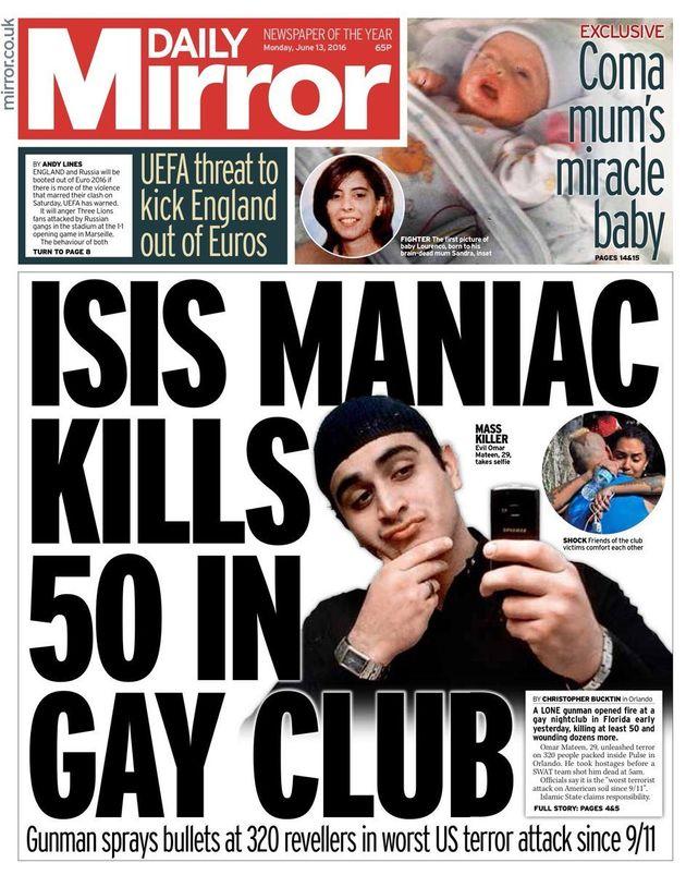 Owen Jones Storms Off Sky News As Guests Clash Over Orlando 'Homophobic Terrorist