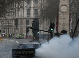 'Top Gear' Airs Controversial Scenes, No Cenotaph In Sight!