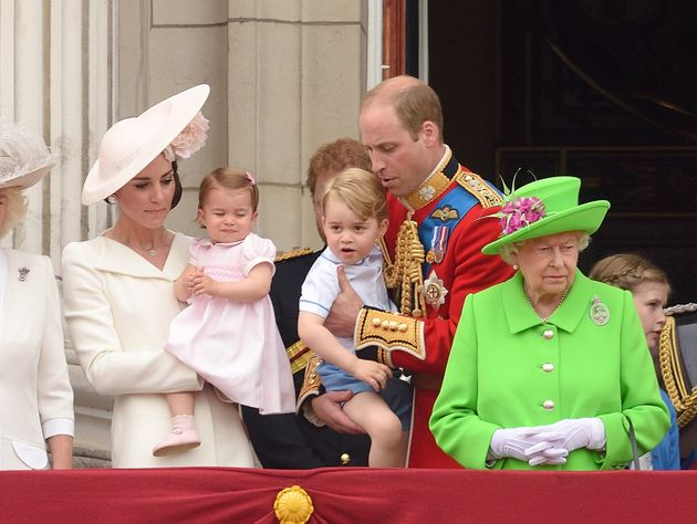 The Queen's Green Outfit Launched A Thousand