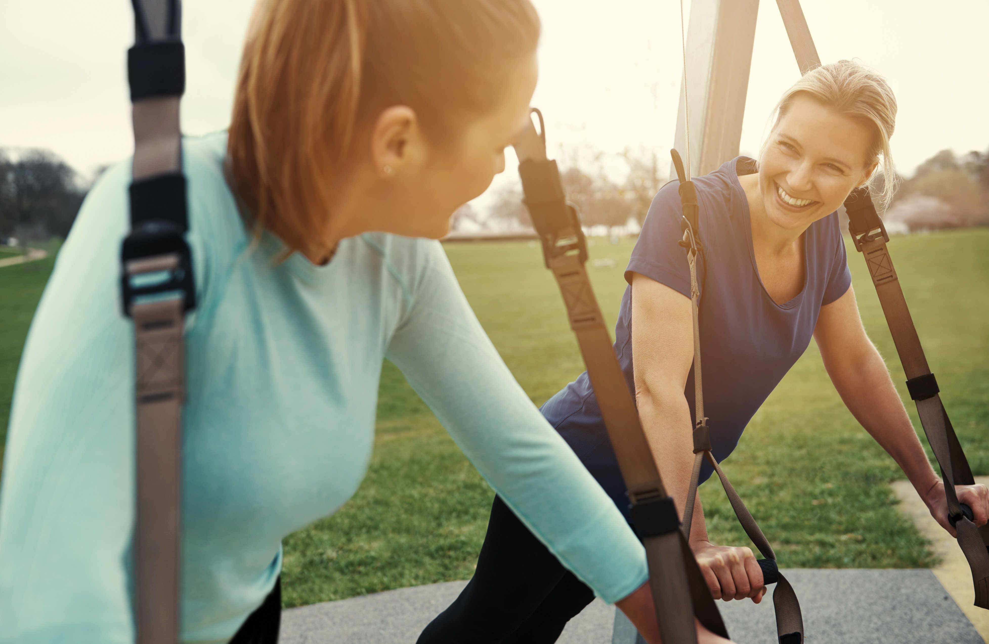 Pack Mentality: Where To Find Exercise