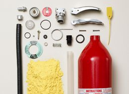 Stunning Photo Series Of Everyday Items Taken Apart And Photographed