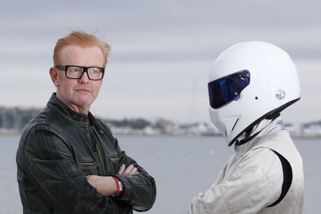 Chris' version of 'Top Gear' has received negative reviews and suffered declining