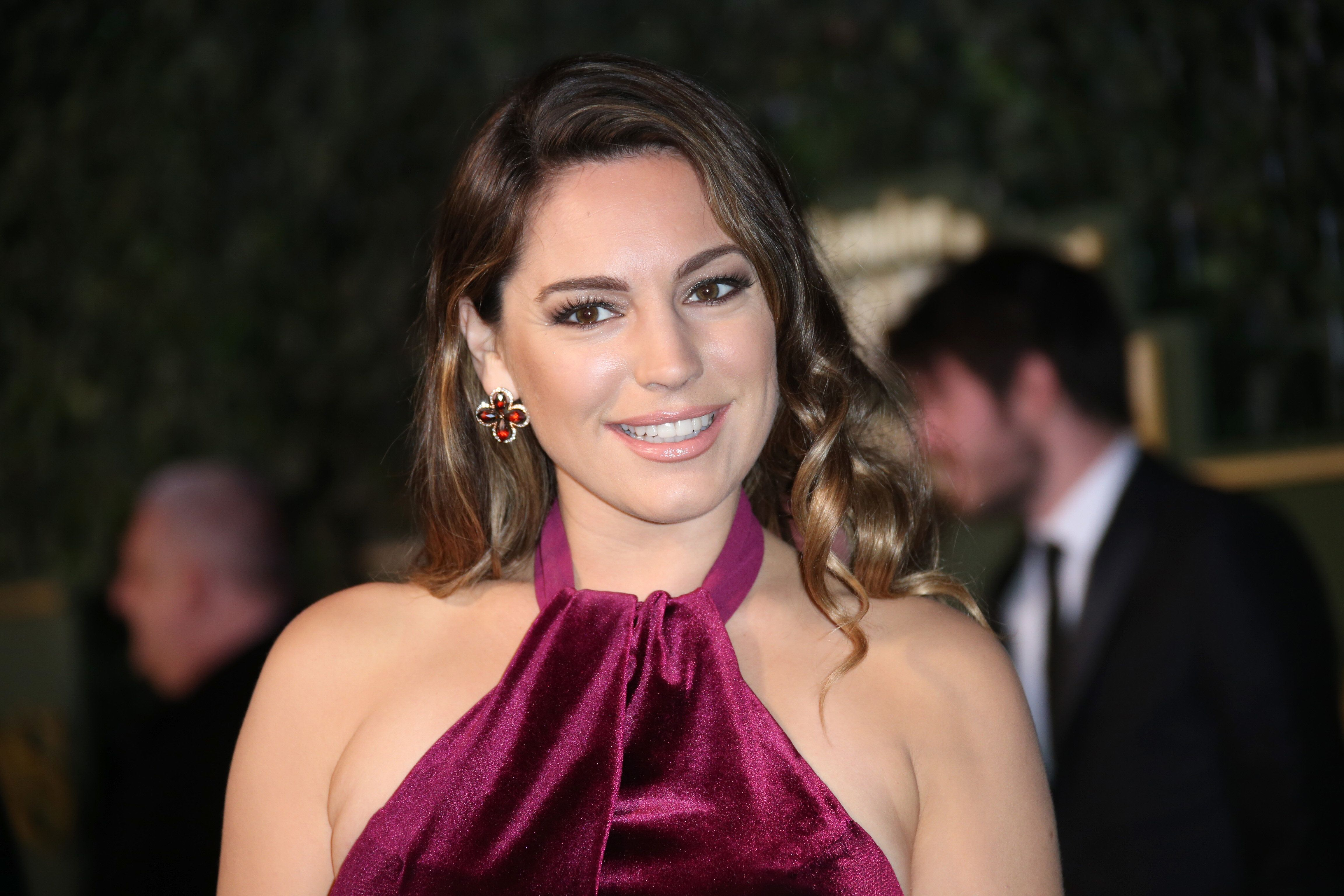 Kelly Brook Makes An Astonishing Claim About Her