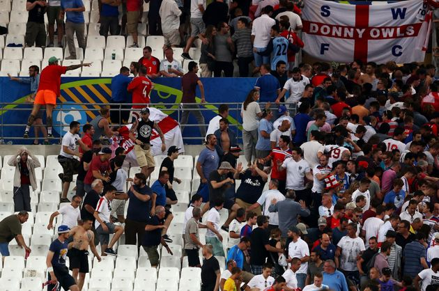 Some 150 Russians were behind much of the violence in Marseille ahead of Saturday's clash with England,...
