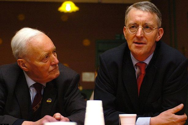 Hilary Benn Reveals Foreign Carers Looked After His Dad In Passionate Pro-Immigration
