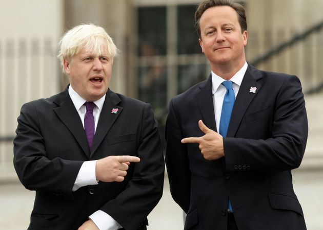 Tories Boris Johnson and David Cameron have made the most media appearances in the EU referendum campaign...
