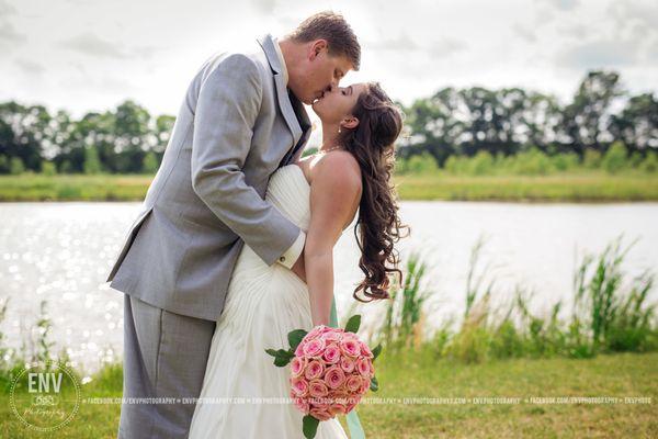 """""""Melissa and Matt tied the knot at<a href=""""https://www.facebook.com/NorthstarGolf/"""" target=""""_blank"""">NorthStar Golf Club"""